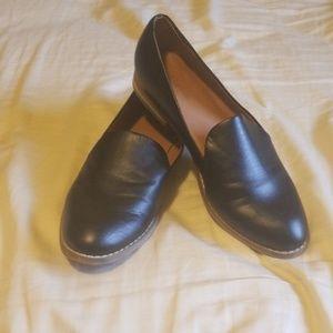 Black Indigo Loafers